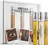 Maison Margiela 'REPLICA' Travel Spray Set - Jazz Club, Whispers In The Library, By The Fireside