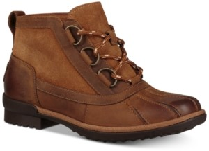 UGG Women's Heather Cold-Weather Boots