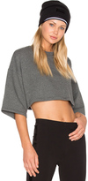Fenty by Puma Crew Neck Crop Tee