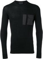 Les Hommes long sleeve T-shirt