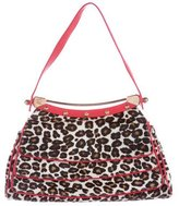 Alexander McQueen Ponyhair Handle Bag