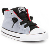 Converse Boys' Chuck Taylor® All Star® Street Mid Lace-Up Slip-On Sneakers
