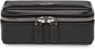 Prada Cufflink zipped holder