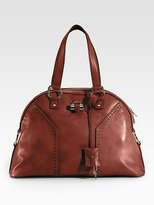 Large Leather Muse Bag