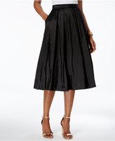 Alex Evenings A-Line Pleated Skirt