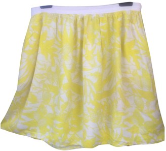 American Vintage Yellow Skirt for Women