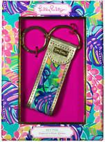 Lilly Pulitzer Exotic Garden Key Fob