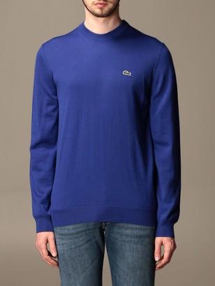 Lacoste Basic Crew Neck Sweater
