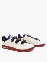 Adidas By Raf Simons Tri-Colour Stan Smith Comfort Sneakers