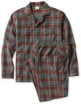 L.L. Bean L.L.Bean Scotch Plaid Flannel Pajamas