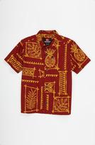 Quiksilver 'Kapaa' Woven Shirt (Little Boys & Big Boys)