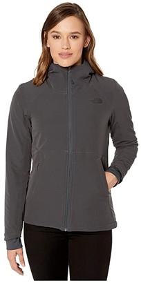 The North Face Shelbe Raschel Hoodie (Asphalt Grey) Women's Sweatshirt
