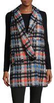 Milly Lindsey Sleeveless Coat