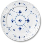 "Royal Copenhagen Blue Fluted Plain"" Bread & Butter Plate"