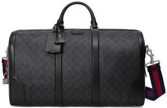 Gucci GG Supreme carry-on duffle bag