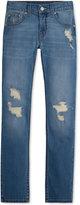 Levi's Boys' 511 Slim-Fit Destruction Jeans
