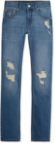Levi's Boys' 511 Slim-Fit Frayed Ripped Jeans