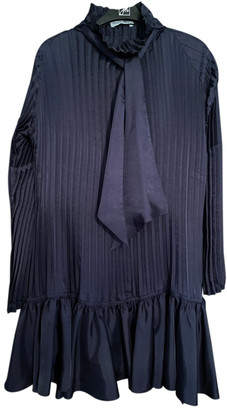 J.W.Anderson Navy Cotton Dresses