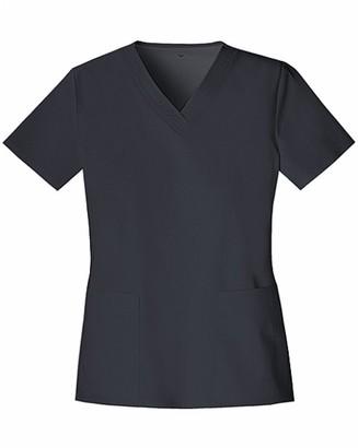 Cherokee Women's Scrubs Luxe V-Neck Top