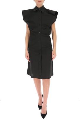 Bottega Veneta Knee-Length Shirt Dress