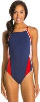 Speedo Launch Splice Endurance + Cross Back Swimsuit 47562