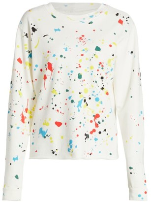 Splits59 Cali Splatter French Terry Sweatshirt