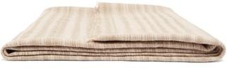 BEIGE From The Road - Rakta Wool-blend Blanket