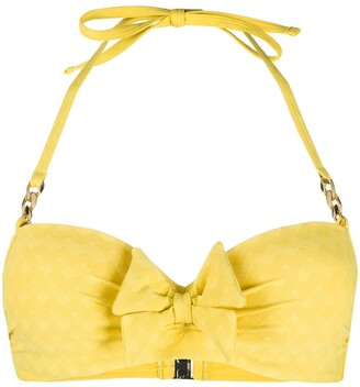 Marlies Dekkers Balcony Bow Bikini Top