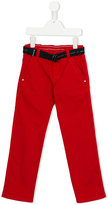 Lapin House - smart trousers - kids - Cotton/Spandex/Elastane - 3 yrs