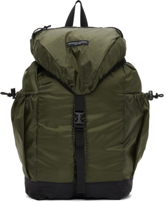 Engineered Garments Khaki Ripstop UL Backpack