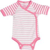 giggle Better Basics Giggle Organic Cotton Short-Sleeve Baby Bodysuit - Pattern