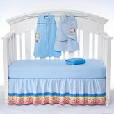 Halo SleepSack® My Dog Sam 5-Piece Bumper-Free Crib Set