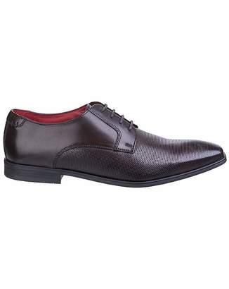 Base London Charles Waxy Derby Shoe