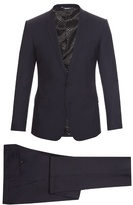 Dolce & Gabbana Martini-fit Stretch-wool Suit