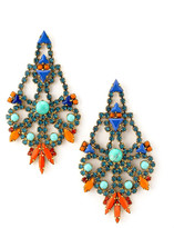 Elizabeth Cole Karmen Earrings