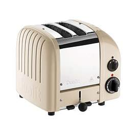 Dualit Newgen 2 Slice Toaster Utility Cream