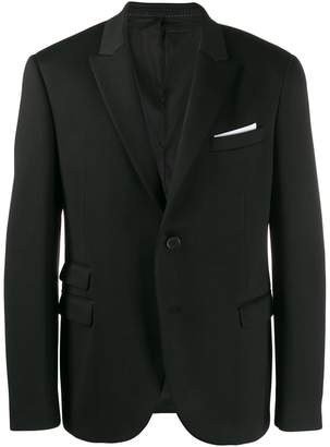 Neil Barrett single-breasted suit jacket
