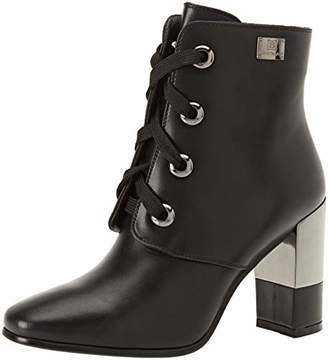 Laura Biagiotti Women's 5115_ax Ankle Boots, (Black 01)
