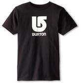 Burton Logo Vertical S/S Tee (Big Kids)