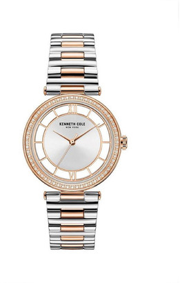 Kenneth Cole KC51009003 Transparency Ladies Two Tone