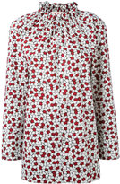 Marni printed blouse - women - Cotton - 40