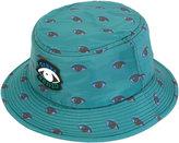 Kenzo eye print bucket hat