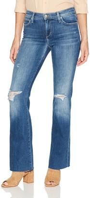 Joe's Jeans Women's Provocateur Midrise Petite Bootcut Jean in Kinkade
