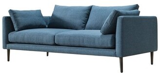 Waskom Sofa Brayden Studio Fabric: Light Gray