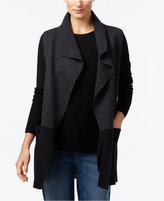 Eileen Fisher Draped Wool Vest