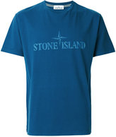 Stone Island printed T-shirt - men - Cotton - L