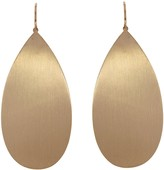 Thumbnail for your product : Irene Neuwirth Large Pear Rose Gold Earrings