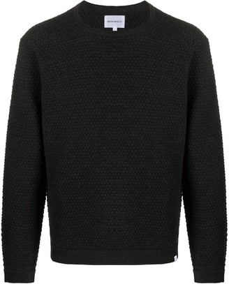 Norse Projects Textured-Knit Jumper