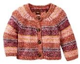 Tea Collection Rezun Cardigan (Baby Girls)