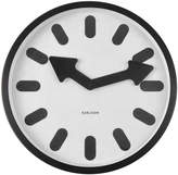 Karlsson Bold Pictogram Clock